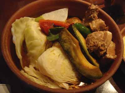 VOYAGE 鹿児島産黒豚の角煮