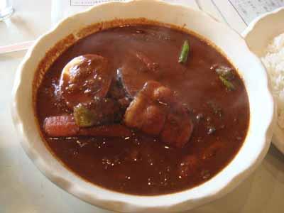 PEPP! 納豆・ひき肉・オクラのスープカレー