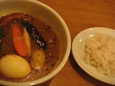 マグマ 鶏ムネ野菜カレーとごはん