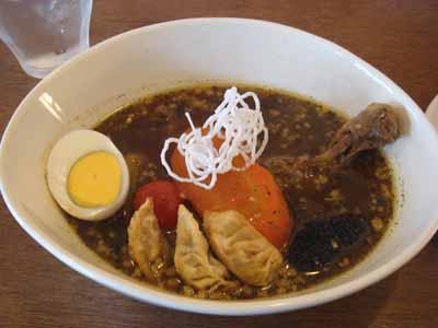 Verodeca いつものスープ ジューシーやわ鶏+揚げ餃子トッピング