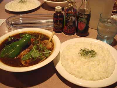 Hot Spice ジュマールスープ とろ〜りとろける角煮 軟骨つくねトッピング
