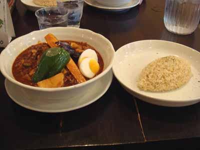 曼荼羅 マルススペシャル辛さ×2倍強 角煮と玄米ごはん