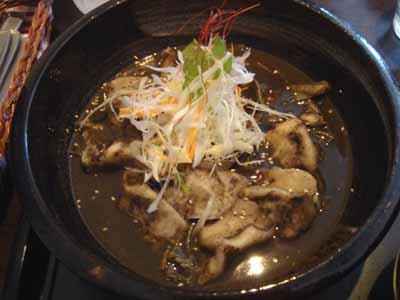 曼荼羅 札幌中央店 餃子の山 ブラックスープ