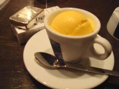 lavi KOTONI かぼちゃアイス