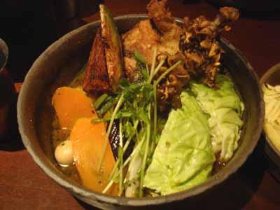 VOYAGE 新・曼陀羅スープ サクっとスパイスチキン キャベツ、プレミア舞茸、MIXシュレッドチーズトッピング