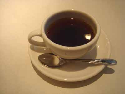 ひげ男爵 コーヒー。
