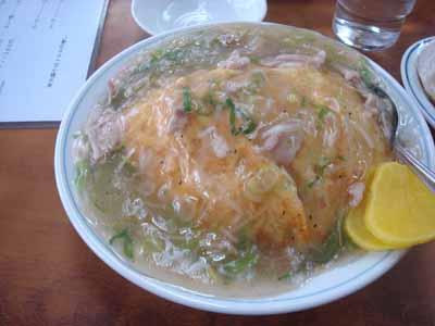 北華飯店 天津丼