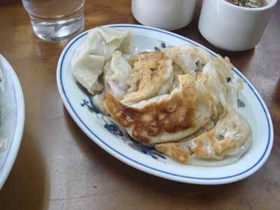 北華飯店 餃子