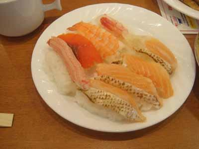 ロイン亭 お寿司とか