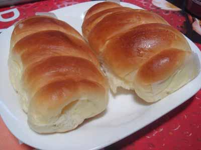 プティフール クリームパン