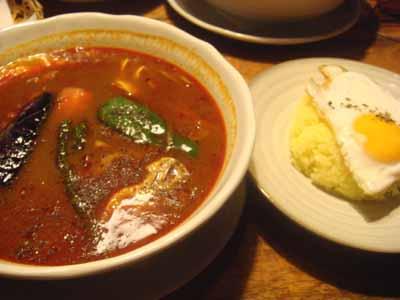 RAMAI 33条店 フィッシュフライ+ウダン