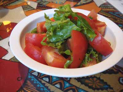 GOMBEI SPICE イタリアントマトのサラダ