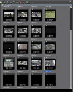 ビン・ウィンドウでFHDビデオが正しく表示される−クリックして拡大