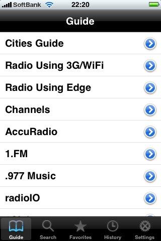 FlyCast Mobile Broadcasting