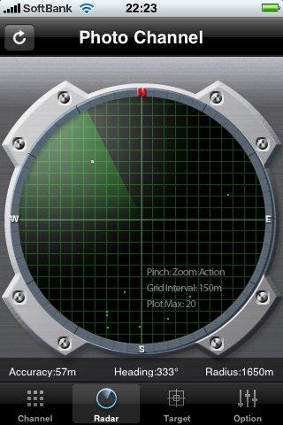 DG Radar