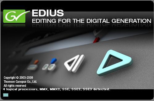 EDIUS Pro 5
