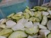 夏野菜の浅漬け
