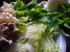 ほとんど自家野菜
