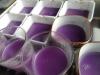 紫芋プリン