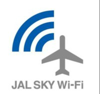 JAL SKY Wi-Fiロゴ