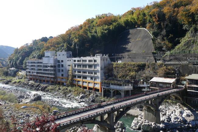 定光寺駅周辺
