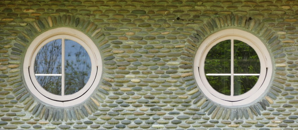 鏡岩水源池
