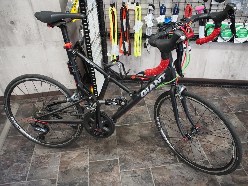 MR4、ちいさな自転車家
