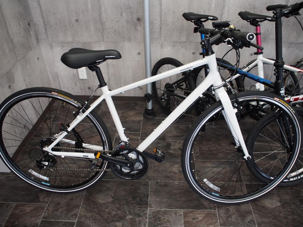 RAIL 700A、ちいさな自転車家
