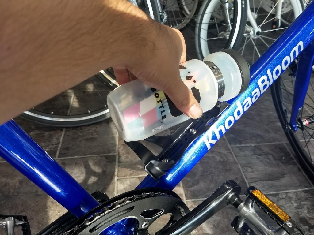 ちいさな自転車家 コアラボトル ミニベロ 小径車 輪行