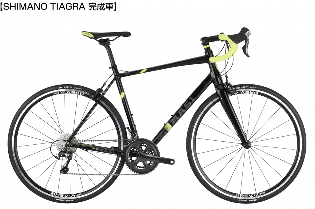 ちいさな自転車家 ロードバイク MASI