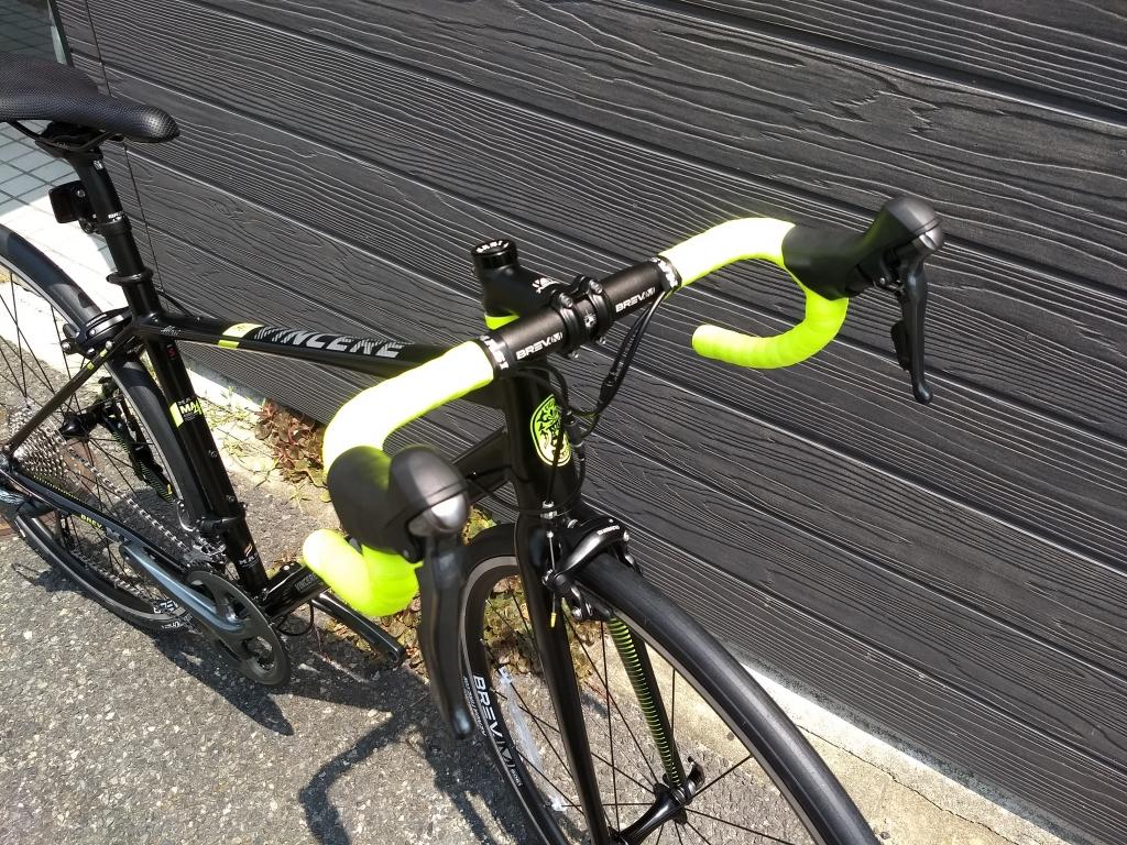 ちいさな自転車家 MASI VINCERE ロードバイク