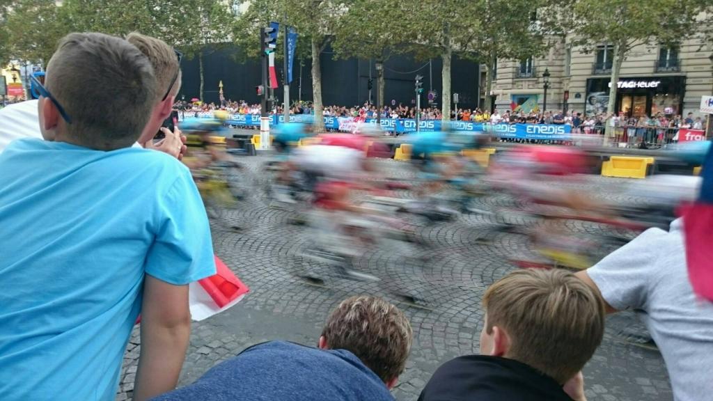 ちいさな自転車家 ツール・ド・フランス ミニベロ 小径車