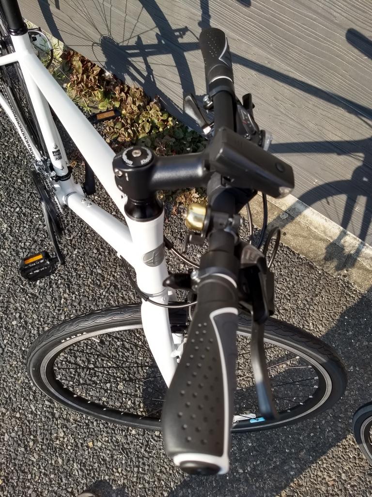 ちいさな自転車家 KhoddaBloom RAIL700 ミニベロ 小径車