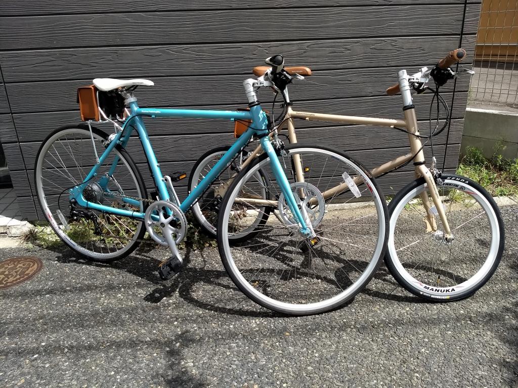 ちいさな自転車家 デイトナ DE02 DE03 ミニベロ 小径車