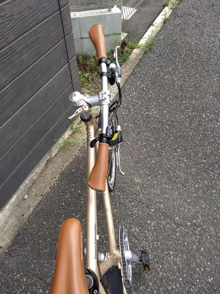 ちいさな自転車家 デイトナ DE03 ミニベロ 小径車