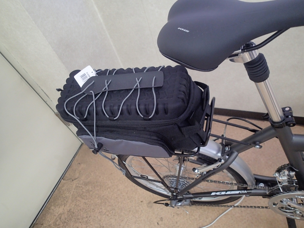 ちいさな自転車家 KHS タンデム ミニベロ 小径車