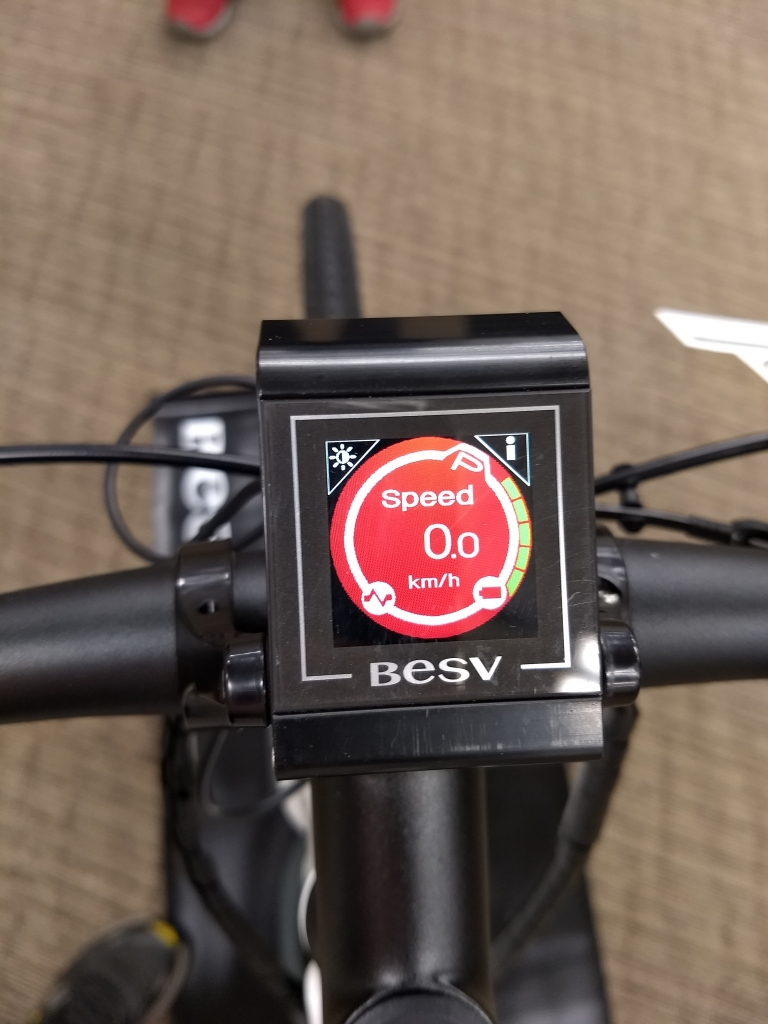ちいさな自転車家 BESV 電動アシスト付自転車 ミニベロ 小径車