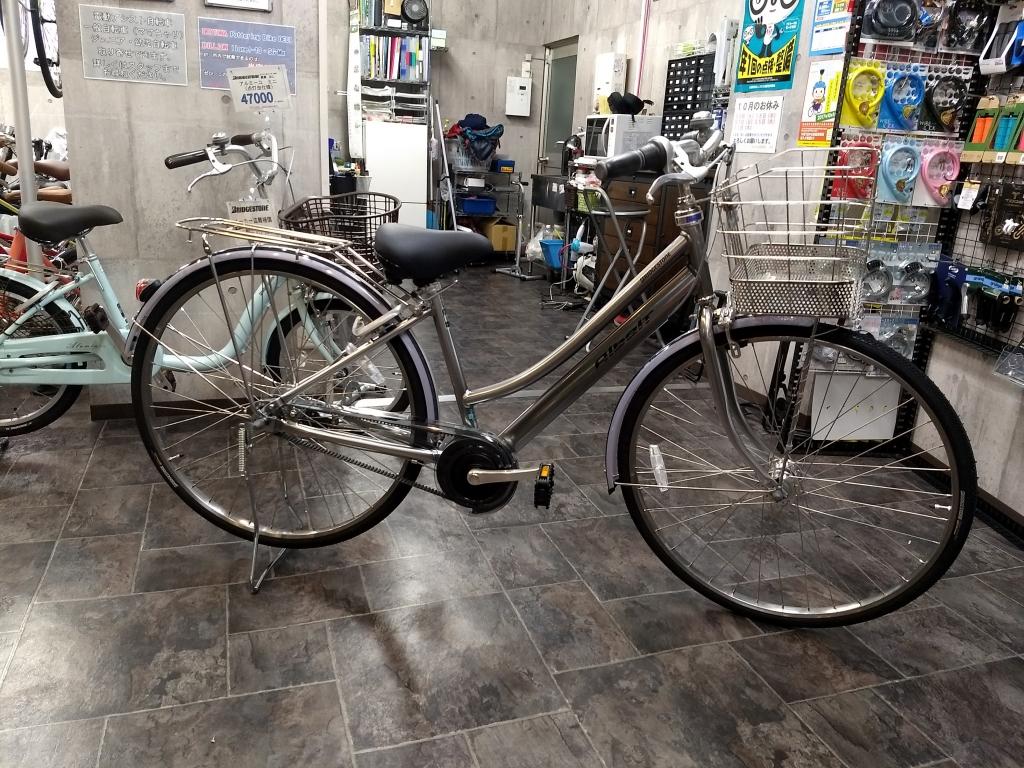ちいさな自転車家 ブリヂストン アルベルト