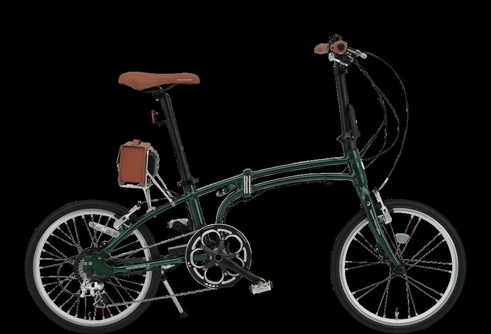 ちいさな自転車家 自転車  デイトナ DE01S ミニベロ 小径車
