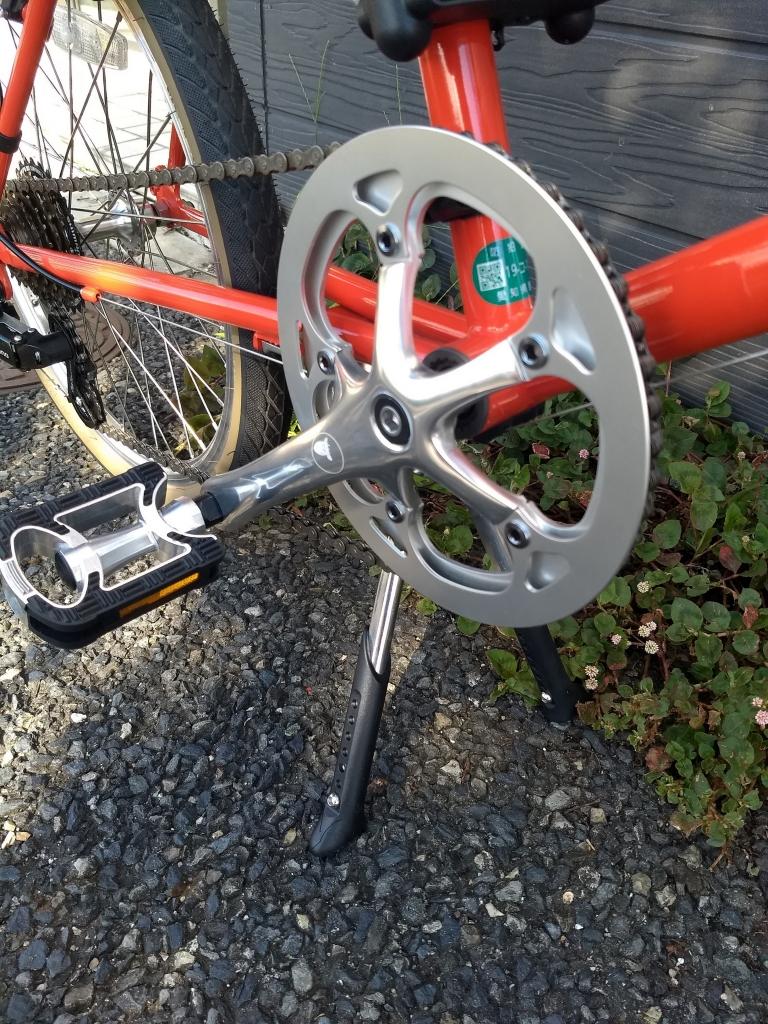 ちいさな自転車家 クレイジーシープ ロムニー ミニベロ 小径車