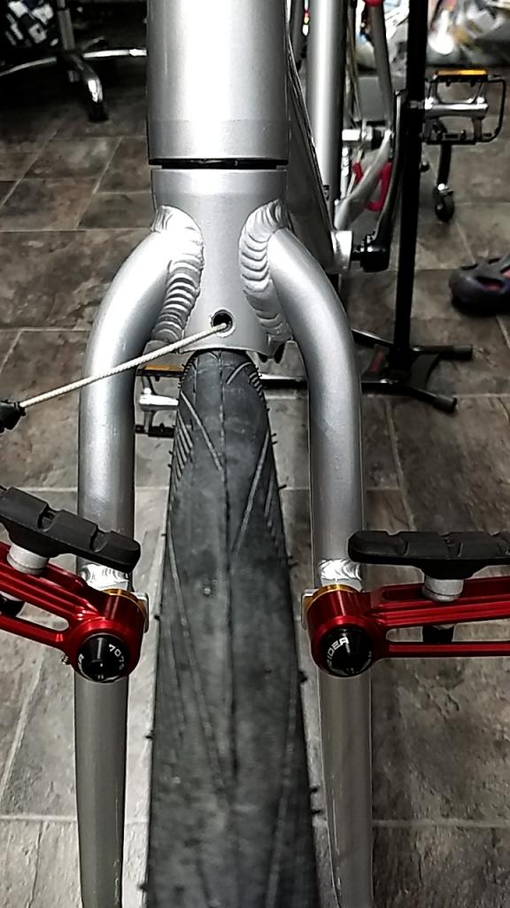 ちいさな自転車家 KhoddaBloom RAIL20 451化 ミニベロ 小径車