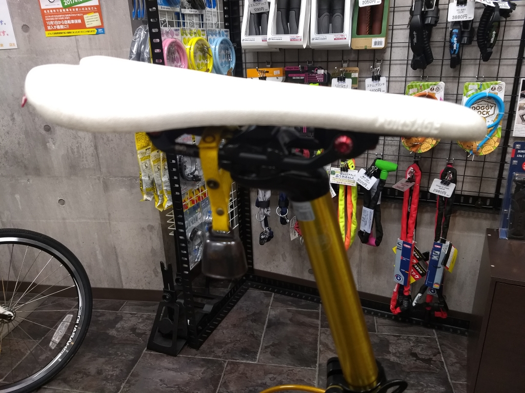 ちいさな自転車家 KHS F-20RC フレーム組 ミニベロ 小径車