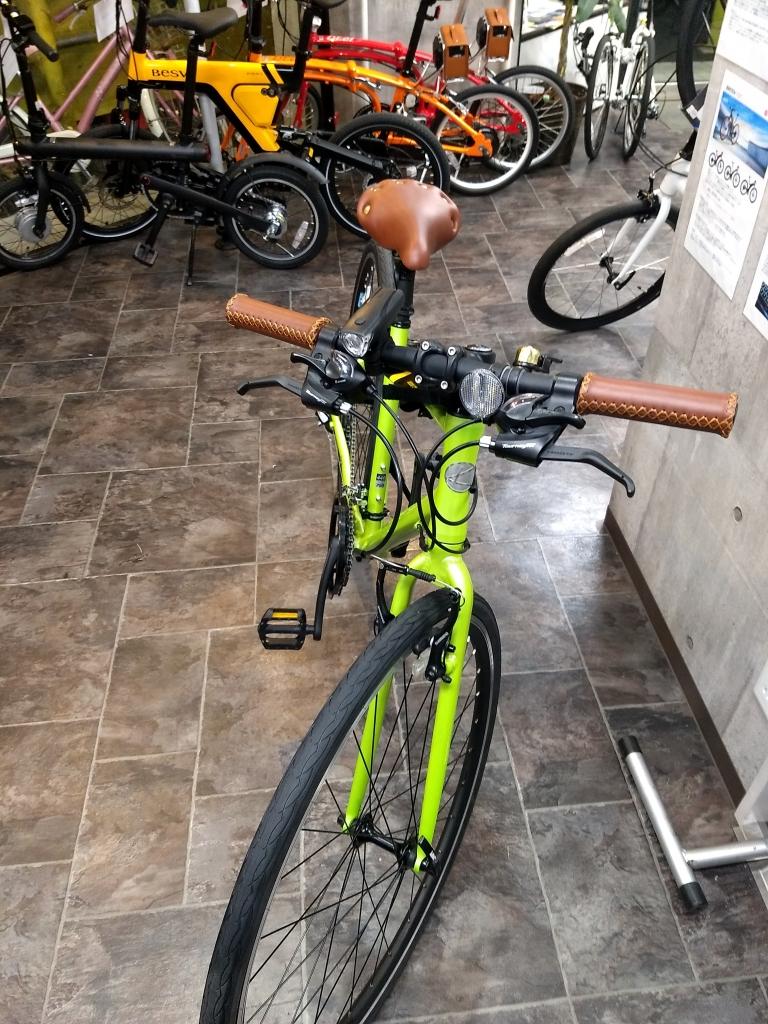 ちいさな自転車家 KhoddaBloom RAIL700A  カスタム