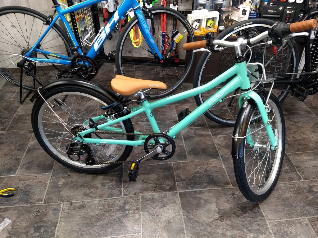 ちいさな自転車家 KhoddaBloom ASSON20 子供車 幼児車