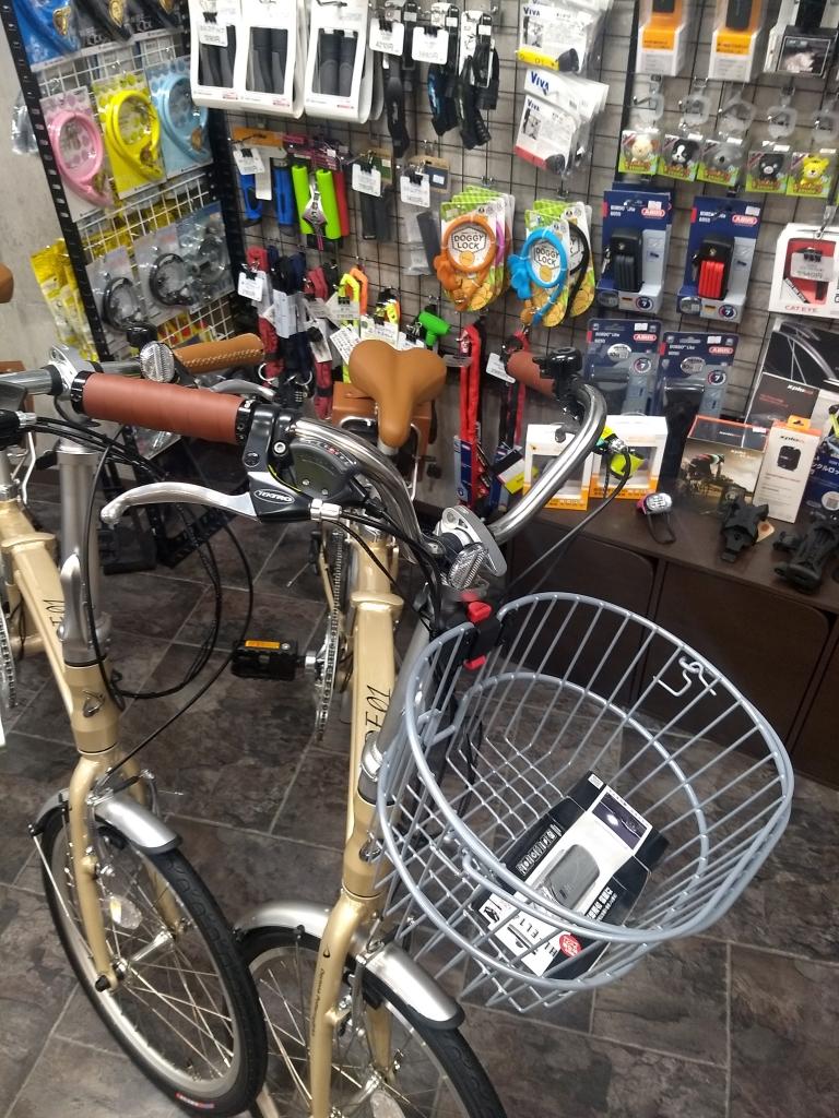 ちいさな自転車家 自転車  デイトナ DE01 ミニベロ 小径車 カスタム
