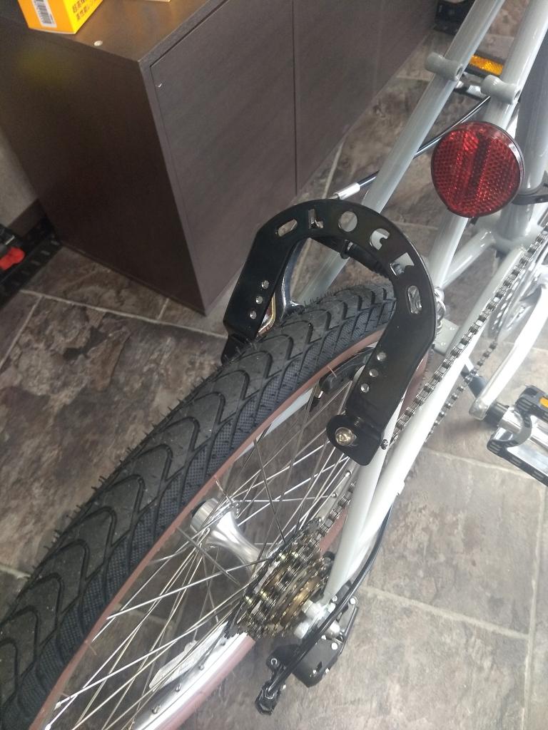 ちいさな自転車家 CRAZYSHEEP ロムニー カスタム ミニベロ 小径車