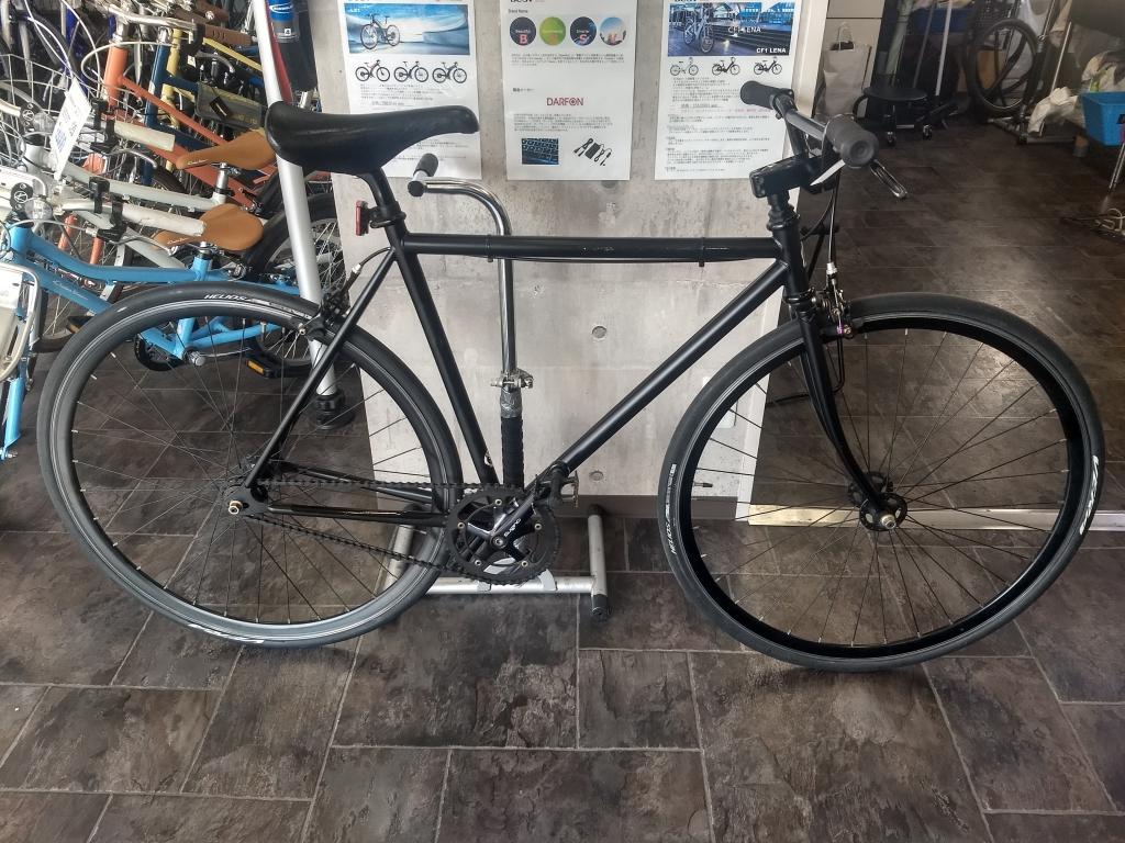 ちいさな自転車家 修理 ミニベロ 小径車