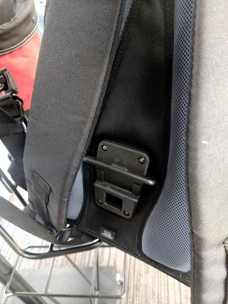 ちいさな自転車家 バッグ カスタム ミニベロ 小径車