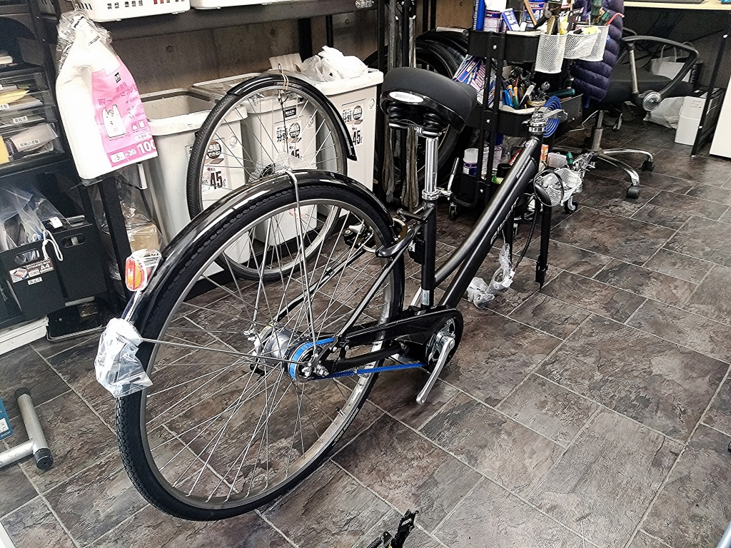 ちいさな自転車家 ブリヂストン アルベルト ミニベロ 小径車