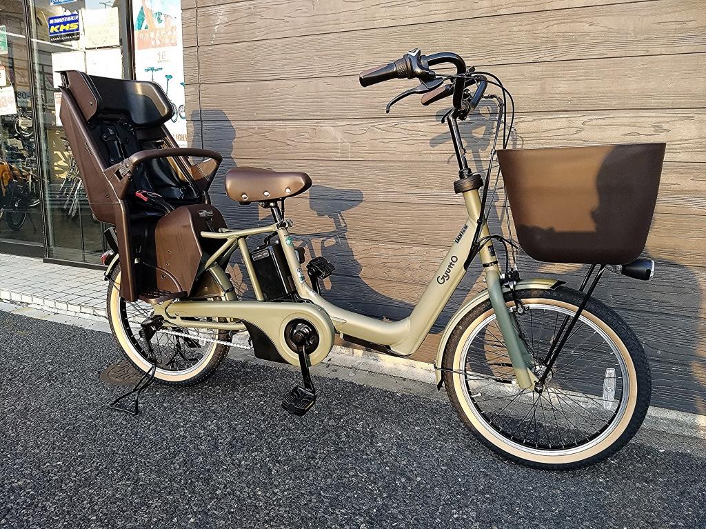 ちいさな自転車家 パナソニック ギュット アニーズEX ミニベロ 小径車